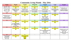 Community Living Month 2016-page0001 (2)